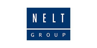 NELT logo